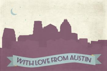 Austin is Awesome Art Prints