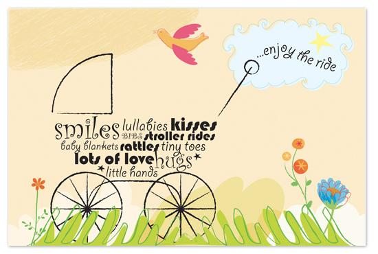 art prints - Enjoy the Ride by Stephanie Blaskiewicz