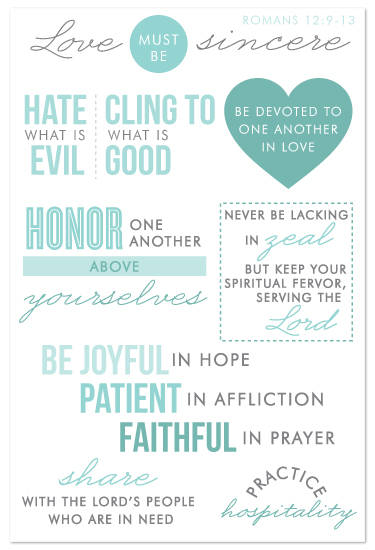 art prints - rules from romans by Little Sprout Creations