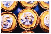 Lemon Tarts by Tate Design