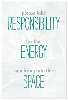 Take Responsibility Art Prints