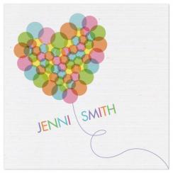 Love Balloon Art Prints