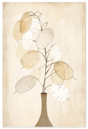 art prints - Lunaria by Britt Clendenen
