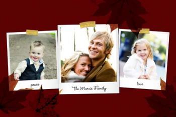 Three Family Polaroids Art Prints