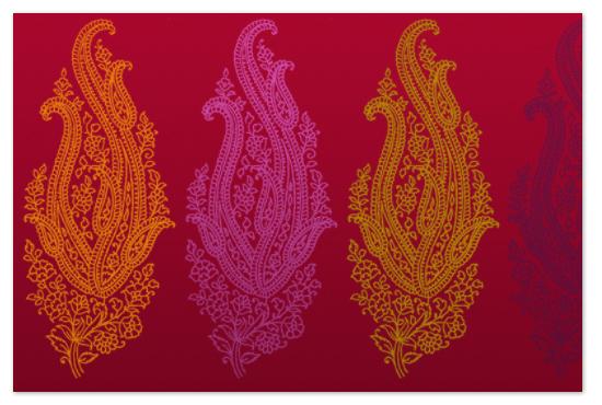 art prints - Paisley Magic by Neha Priyadarshy