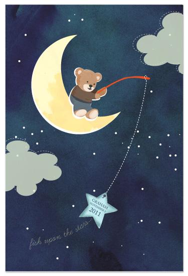 art prints - Fish Upon A Star by Britt Clendenen