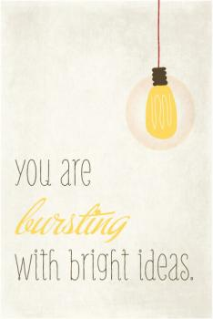 Bright  Ideas