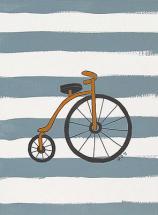 Lonely Bike by Melanie Daily