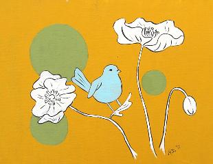 art prints - Spring Fling by Melanie Daily