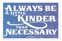 A Little Kinder by hannahcloud DESIGN