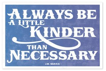 A Little Kinder