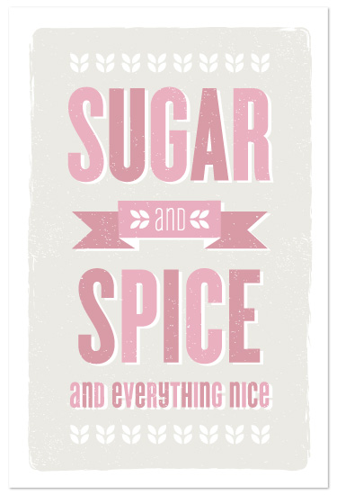 art prints - sugar and spice by Susan Asbill