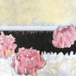 momentary peonies by Emma O Rourke