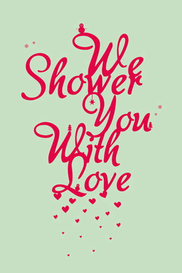 art prints - Shower of love by Hanke Arkenbout