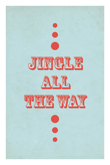 art prints - Jingle Circus by Hanke Arkenbout