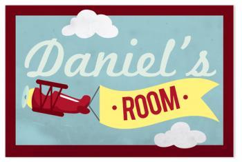 Daniel's Airplane