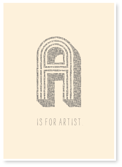 art prints - artisan by Marabou Design