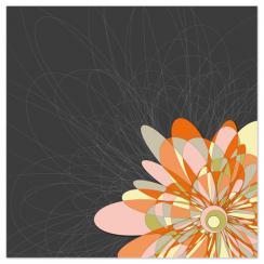 Scribble Blossom