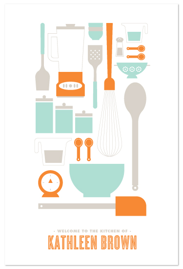 art prints - the modern kitchen by Maddy Hague