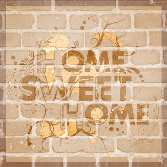 art prints - Home Sweet Urban by Kate Hofstad