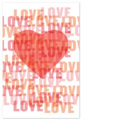 Lots of Love Art Prints