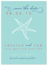 seashell by the seashor... by Stella Bella Invites