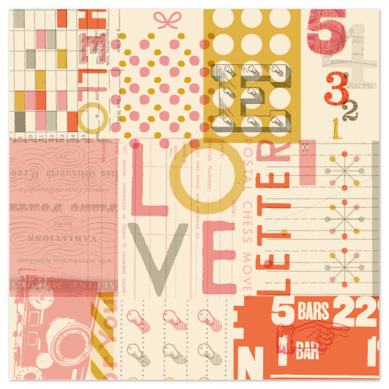 art prints - Love Letter by ERAY
