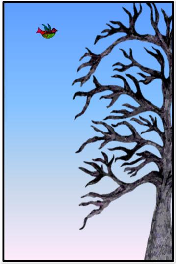 art prints - Winter Tree by Monica Schafer