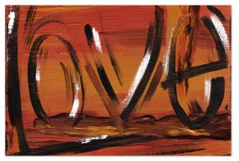 Love Painting Art Prints