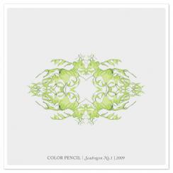 Color Pencil | Seadragon NO.1 Art Prints