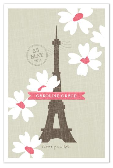 art prints - Springtime in Paris by Kristie Kern