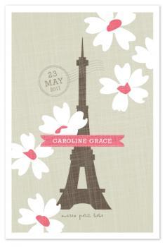 Springtime in Paris Art Prints
