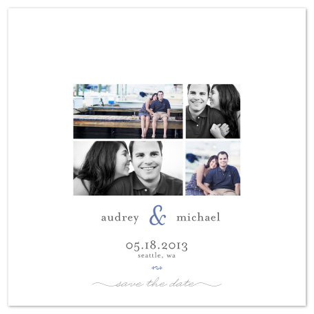 save the date cards - Better When We're Together by hapamapa