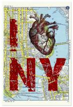 I Heart NY by Christopher Degiso