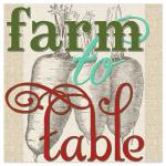 Farm to Table by Jennifer Burns