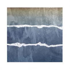 waves in motion Art Prints