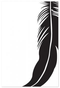 Feather I Art Prints