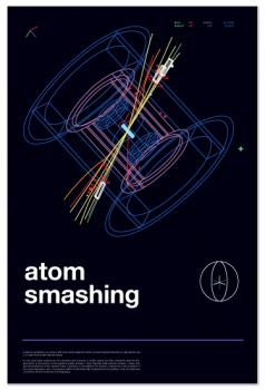 Atom Smashing 01 Art Prints