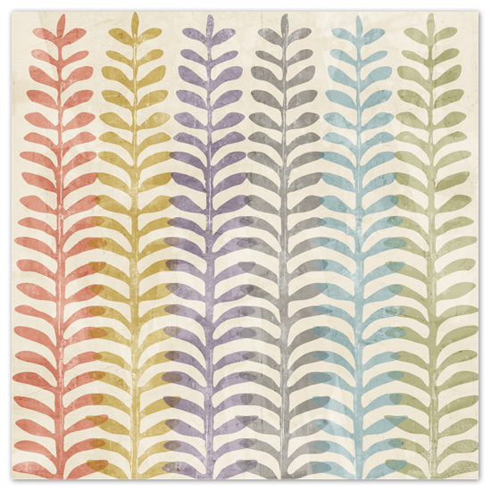 art prints - Chic Ferns by Hooray Creative