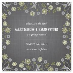 Serendipity Save the Date Cards