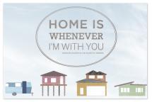 Home Is by Lauren Elizabeth
