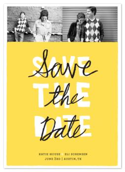 Save The Date Whimsy