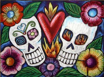 Dia De Los Muertos #1
