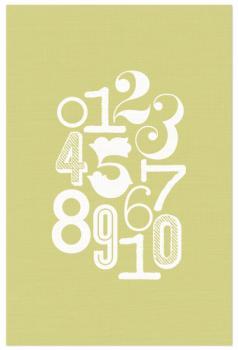 Eclectic Count Art Prints
