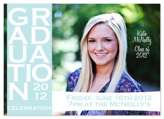 graduation announcements - Graduation Celebration by My Sweetie Pie