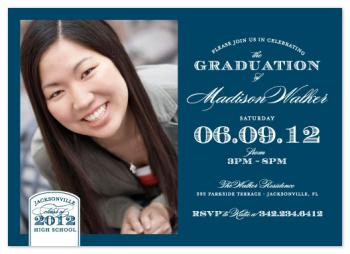 Pomp Graduation Announcements