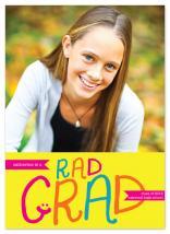 Rad Grad by tracey atkinson