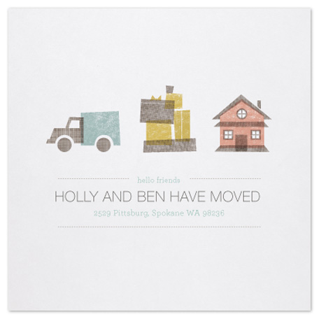 moving announcements - Hello Move by Heather Francisco