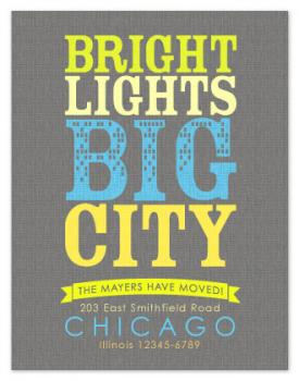 Big City Moving Announcements