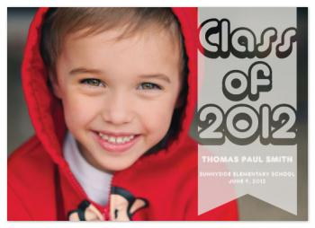 2012 Banner Graduation Announcements